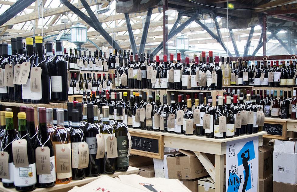 Les salons et foires aux vins